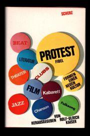 Rolf-Ulrich KAISER Protestfibel 1968 Revolution