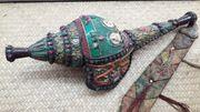 Tibetisches Muschelhorn ANTIK