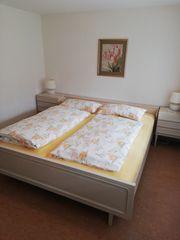 Doppelbett zu verschenken mit 2