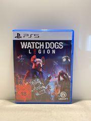 PS5 Watchdogs Legion