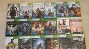 Xbox 360 Spiele Games Auflösung