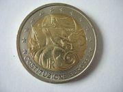 2 Euro Gedenkmünzen 2005 2010