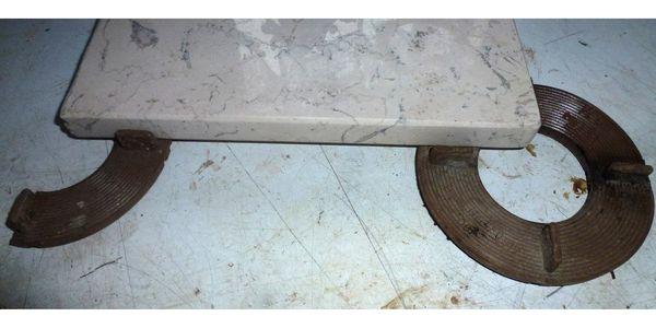 Unterlegringe für Terrassenplatten zum Verlegen