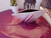 Blumen Vase handgefertigt NEU