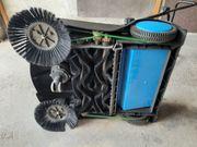Kehrmaschine GÜDE GKM 700 blau