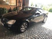 Mercedes SLK 200 Cabrio Benzin
