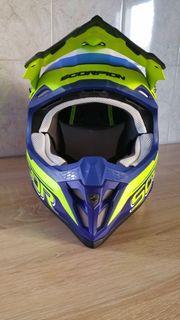 Endurohelm Motorradhelm Crosshelm Quad XL
