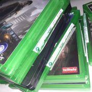xBox Spiele verschiedene