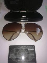 Porsche Sonnenbrille Vintage