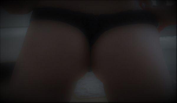 Fotos von mir in Unterwäsche