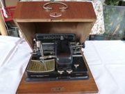 AEG MIGNON Zeiger Schreibmaschine ca