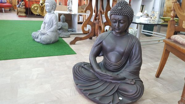 Japanbuddha - Gartenbuddha - NEU