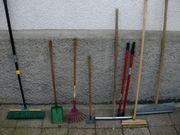 Gartenwerkzeug Kinder Straßenbesen Schneeschieber Schrubber