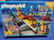 Playmobil Super Set Bau Baustellen