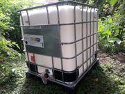 Regenwassercontainer IBC-Tank neu