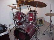 Schlagzeug Yamaha Power-Recording