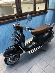 Nova Motors Motorroller Retro 69