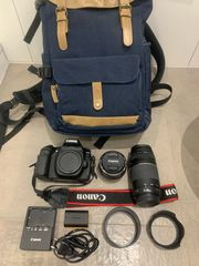 Canon EOS 80d in einwandfreiem