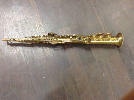 Blasinstrumente - Saxophon Sopran Buffet Crampon Dynaction