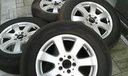 Alufelgen und Fußmatten für Mercedes
