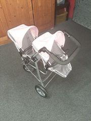 Baby Born Zwillingskinderwagen