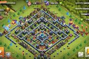 Clash of Clans fast Maxed