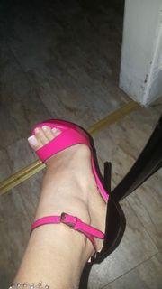 Frauen Schuhe sexy elegant und