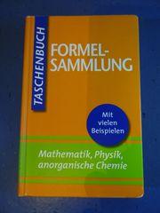 inkl Versand Formelsammlung Mathematik Physik