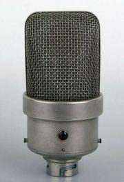 Neumann M49 Röhrenmikrofon