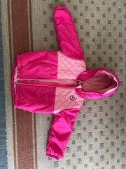 Schöne Winterjacke pink Marke PUMA