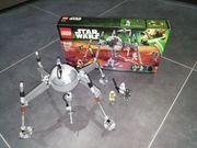 Homing Spider Droit von Lego