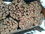 Kleinmenge Brennholz zu 1 2