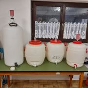 Weinbehälter Most - Getränkefass