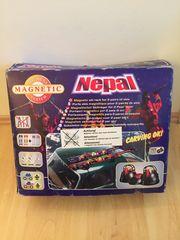 NEPAL Magnetic Ski- Dachträger neu