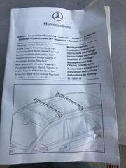 Mercedes Dachträger