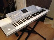 Korg M3 Synthesizers-Tastaturr