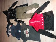 T-Shirt Jacke Hose für Jungs