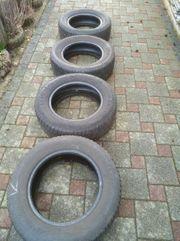 4 Allwetter Reifen