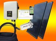 Verkaufe völlig neuwertige Photovoltaik-Anlage