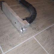 Tacker für Fußbodenheizung