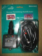 Überbrückungs-Starthilfe-Kabel Fremdstartkabel Maitec Neu OVP