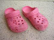 Hausschuhe Badeschuhe rosa pink Gr