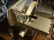 SAM 310 Aufschnittmaschine Ersatzteile S