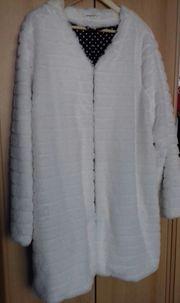 Weiße Jacke Größe 50 Hochzeit