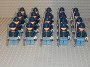 20 Minifiguren Nordstaaten Soldaten NEU