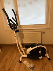 Crosstrainer CT3 Christopeit wie neu