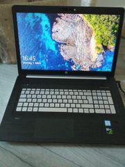 HP envy Notebook 17 Zoll