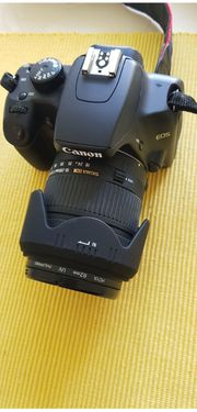 Kamera Canon EOS 1000 D