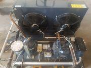 Kühlaggregat für Kühlzelle Kühlhaus Kühllager