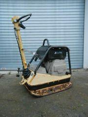 Rüttelplatte Wacker DPU 6055 450